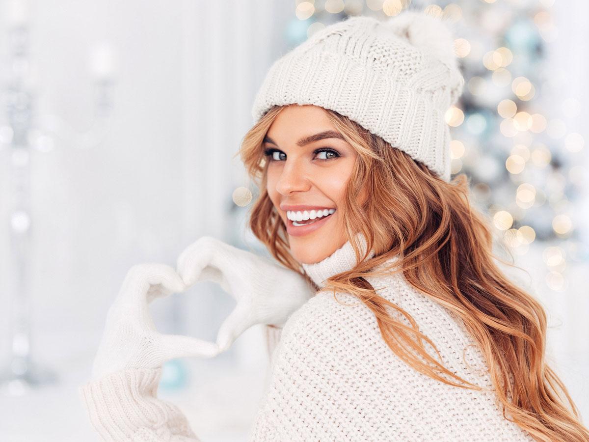 Холод – не повод отказываться от ярких цветов